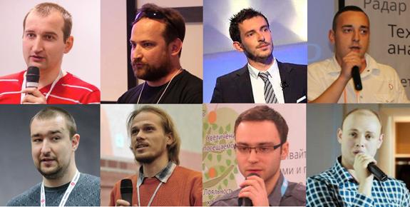 Спикеры конференции по продвижению сайтов