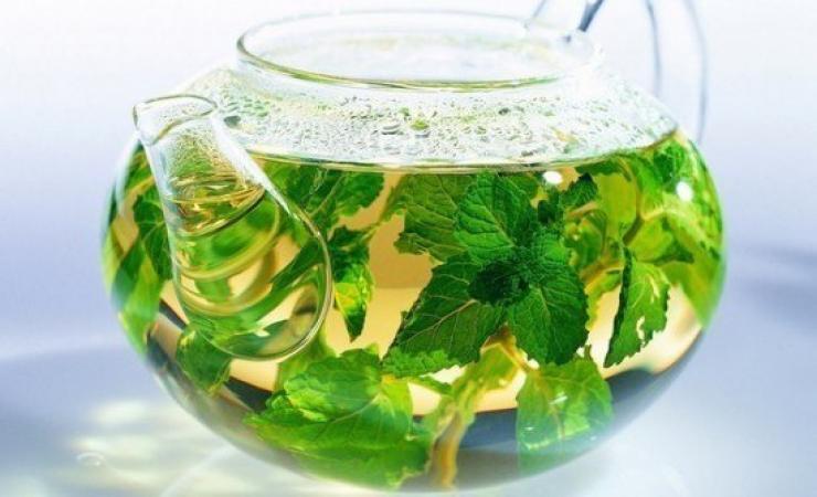 вкусный монастырский чай