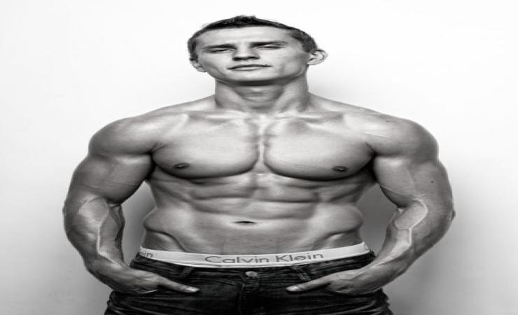 Обьемные мышцы благодаря концентрату сывороточного белка