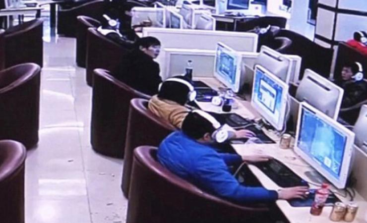 Онлайн система для интернет кафе
